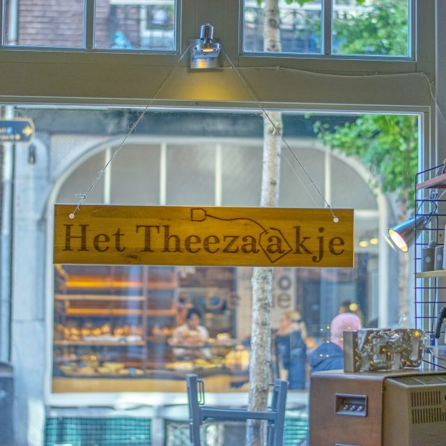 Het Theeza(a)kje